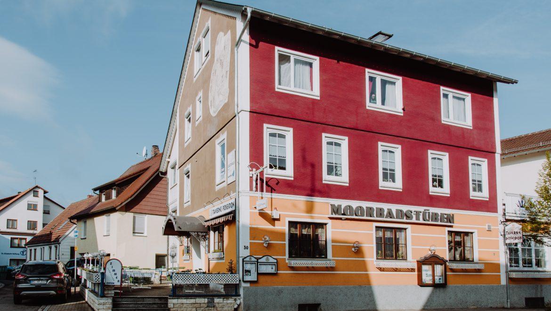 Hotel Moorbadstuben_Bad Buchau_Haus